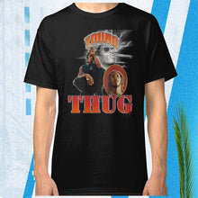Load image into Gallery viewer, Young Thug New T-shirt Men's Black Tee