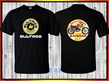 Load image into Gallery viewer, Bultaco Motorcycle Tee Shirt Bultaco Matador Sd Motorcycle T-shirt