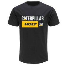 Load image into Gallery viewer, Holt Cat Heavy Caterpillar Equipment, Engines, Machines T-shirt Tee Shirt