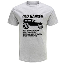 Load image into Gallery viewer, 70th Seventy Mens Age 70 Birthday Funny T-shirt Size S-3xl
