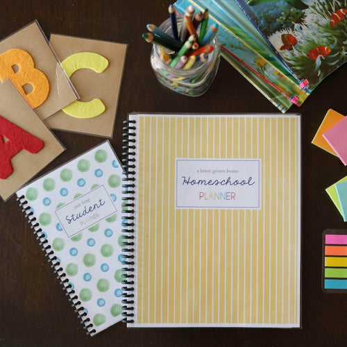 Homeschool Planner