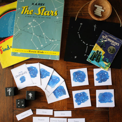 Constellations- Mini Cards