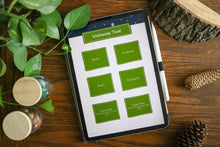 Load image into Gallery viewer, Digital Homeschool Organizer: Pine Needles Theme