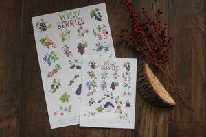 Wild Berries- Full Nature Guide