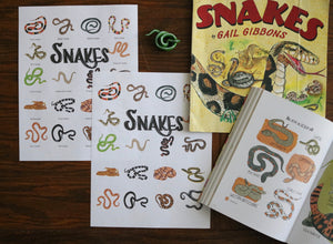Snakes- Full Nature Guide