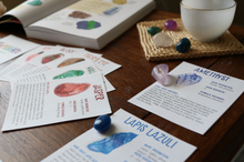 Load image into Gallery viewer, Gemstones- Fact Cards
