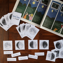 Load image into Gallery viewer, Moon Phases- Mini Cards