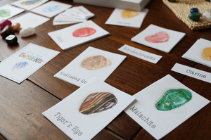 Gemstones- Mini Cards