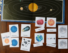 Load image into Gallery viewer, Solar System- Full Nature Guide