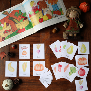 Autumn Harvest Mini Cards