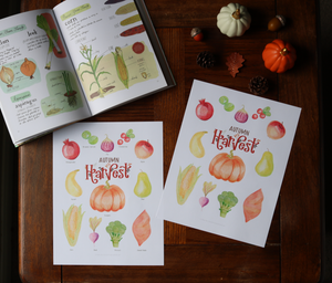 Autumn Harvest Full Nature Guide