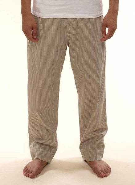 Mr. California - Men's Pajamas - The La Quinta - Pajama Bottom - Front View
