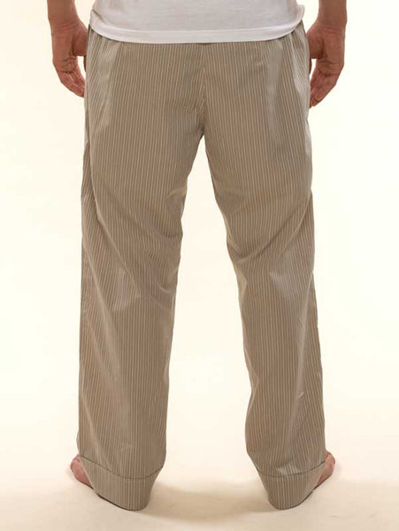 Mr. California - Men's Pajamas - The La Quinta - Pajama Bottom - Back View