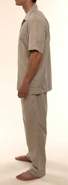Mr. California - Men's Pajamas - The La Quinta - Left Side View