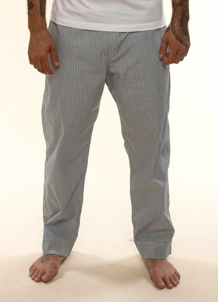 Mr. California - Men's Pajamas - The La Jolla - Pajama Bottom Detail - Front View