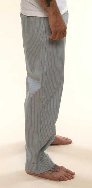Mr. California - Men's Pajamas - The La Jolla - Pajama Bottom Detail - Right Side View