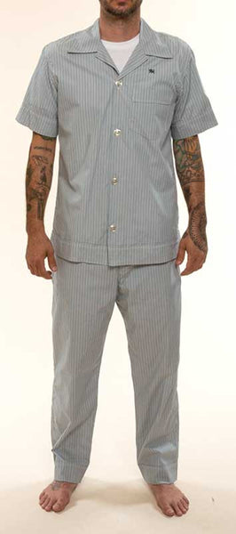 Mr. California - Men's Pajamas - The La Jolla - Front View