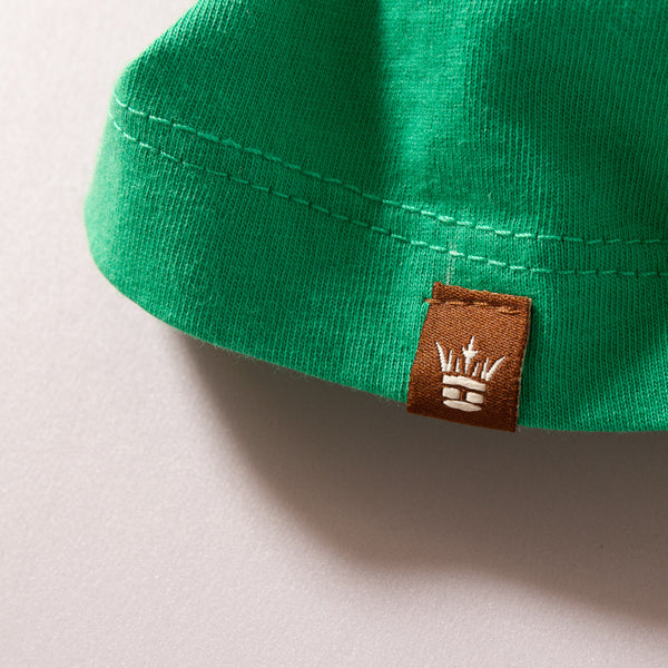 The Oakland Logo Tee - Crown Label Detail