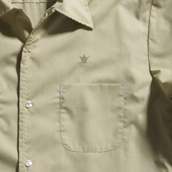 Mr. California - Men's Long Sleeve Shirt - The Nevada City - Front Details