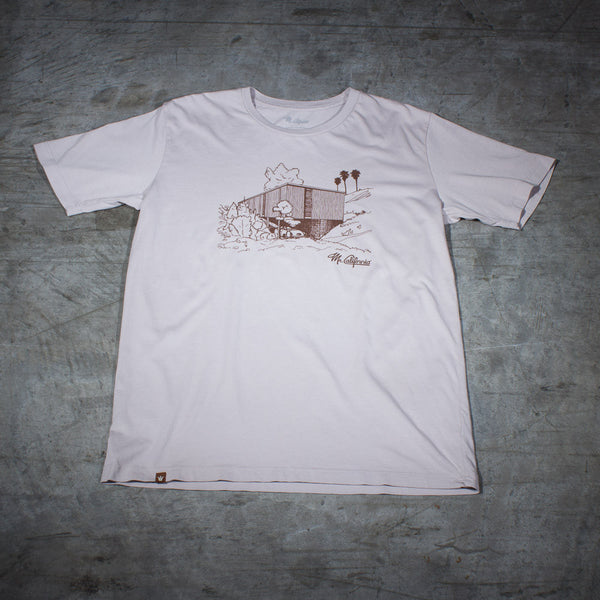 Homer Delawie Boxcar House T-shirt - Front View
