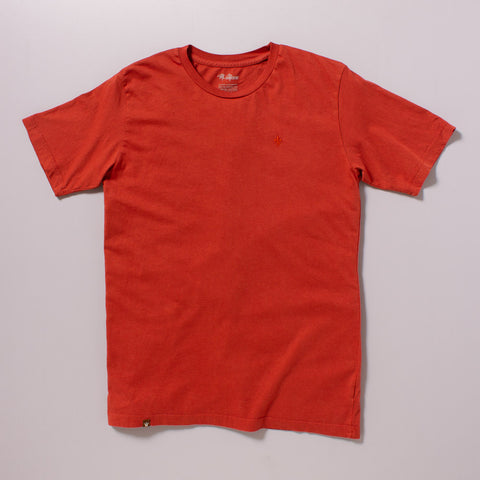 Rust colored undershirt