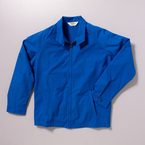 The Laguna Jacket in Canary Blue - Full Front