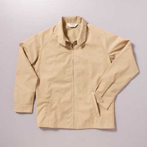 The Laguna Jacket in Sandstorm Tan - Full Front