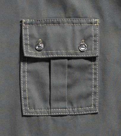 Mr. California - Men's Jacket - The South Lake - Pocket Detail