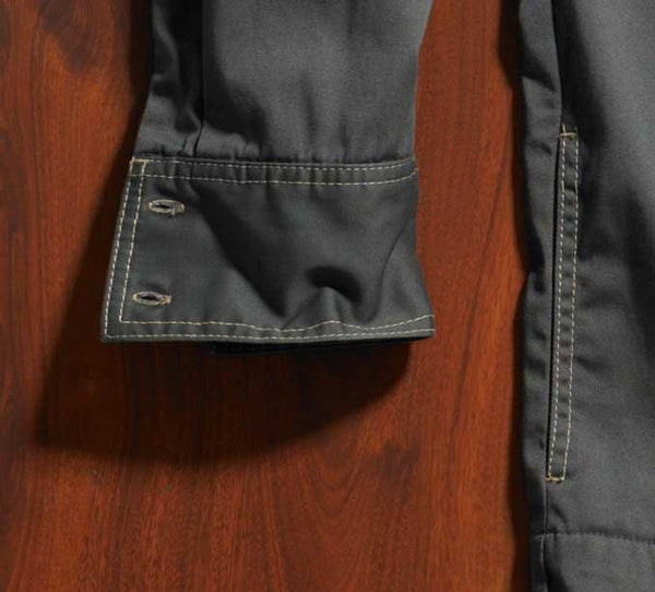 Mr. California - Men's Jacket - The South Lake - Cuff Detail