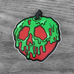 Poison Apple Sticker - Green