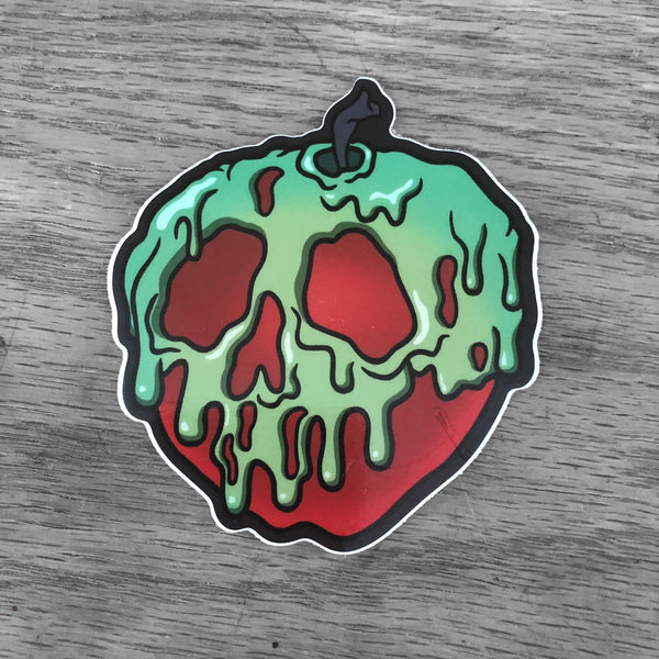 Poison Apple Sticker - Brew