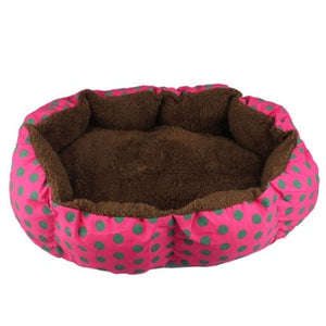 Soft Fleece Pet Dog/Cat Bed