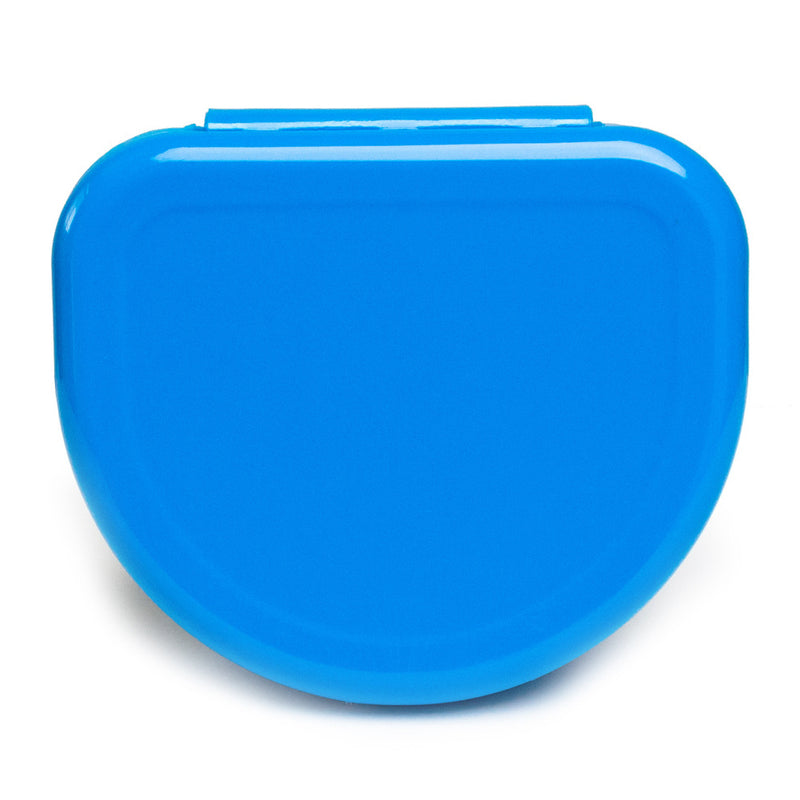 Solid Color Retainer Cases 25/pk (BLUE)