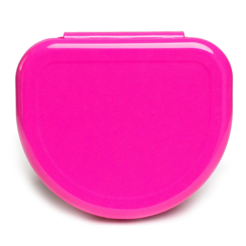 Solid Color Retainer Cases 25/pk (PINK)