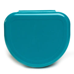 Solid Color Retainer Cases 25/pk (TURQUOISE)