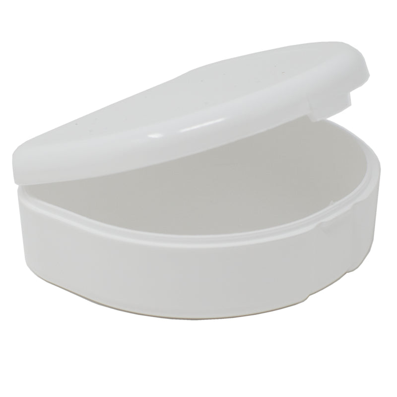 Solid Color Retainer Cases 25/pk (WHITE)