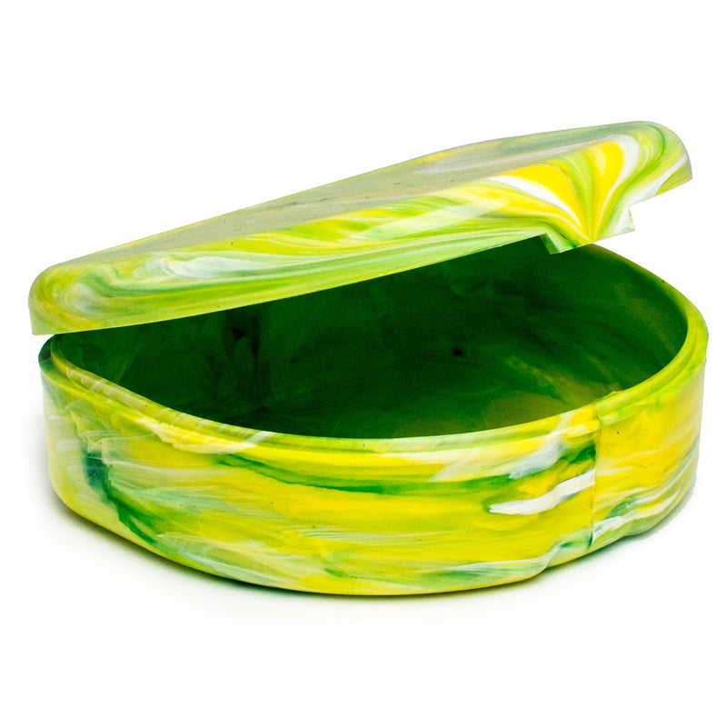 Designer Retainer Cases 25/pk (LIME)