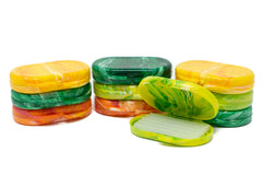 Patient Comfort Wax Assorted Cases 100pk (CITRUS MIX)