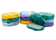 Patient Comfort Wax Assorted Cases 100pk (CONFETTI)