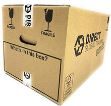 Load image into Gallery viewer, Pack of 20 Eco Friendly FSC Certified Cardboard Moving House Boxes