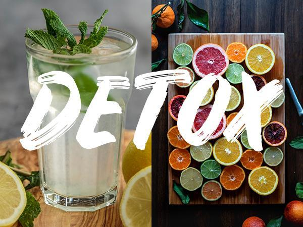 9 Ways To Detox Without Too Much Effort