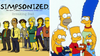 An Artist Turns Your Favorite TV Shows Into Simpsons Characters