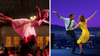 dirty dancing couple vs la la land couple