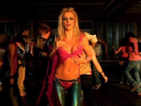 10 Hit Songs You Never Knew Were Meant For Other Artists Britney Spears I am a slave 4 you