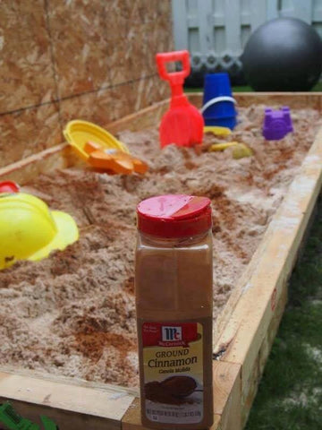 15 Genius Cleaning Hacks That Will Save You Time and Money sandbox