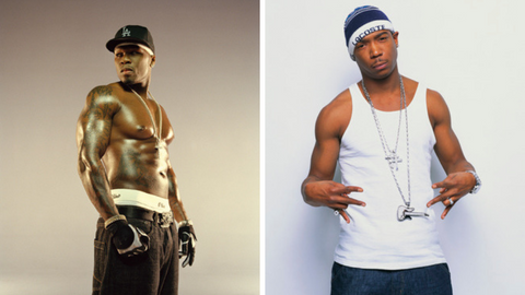 5 of the biggest hip hop feuds of all time 50 cent vs JA Rule