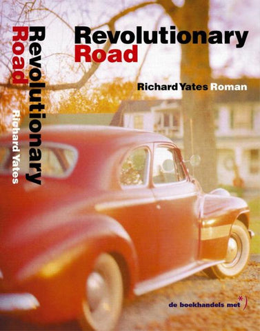 Revolutionary Road by Richard Yates breakup books