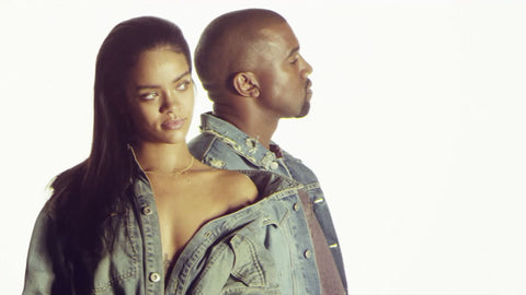 "Kanye West feat. Rihanna - ""All of the Lights"""