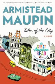 Tales of The City By Armistead Maupin breakup books