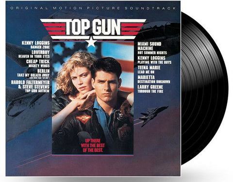 Danger Zone Kenny Loggins Top Gun